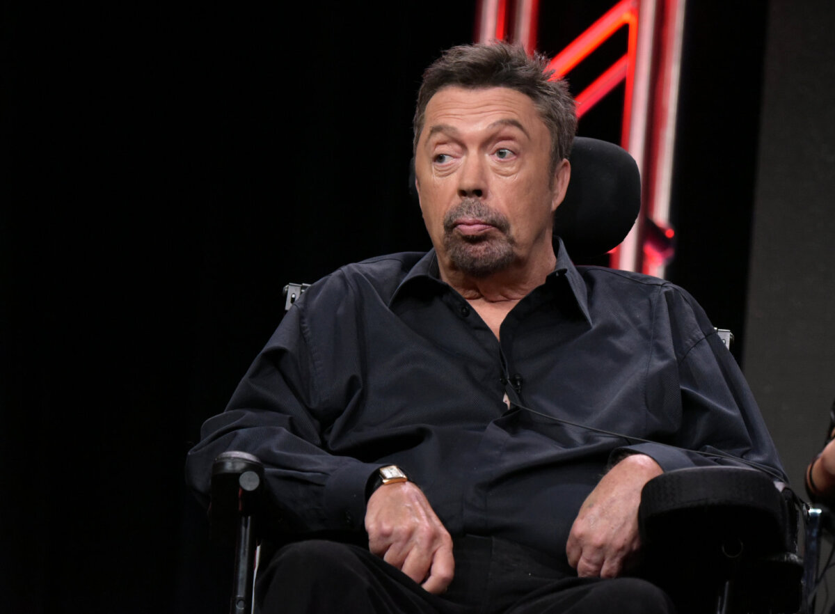 Tim Curry 2016. aastal