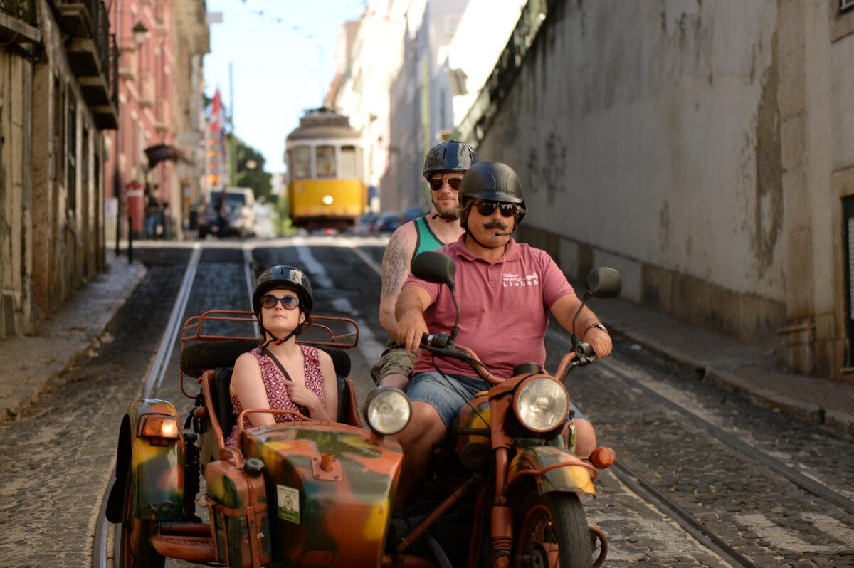 Lissabon on perfektne nii romantiliseks puhkuseks kahekesi kui meeleolukaks nädalavahetuseks sõpradega