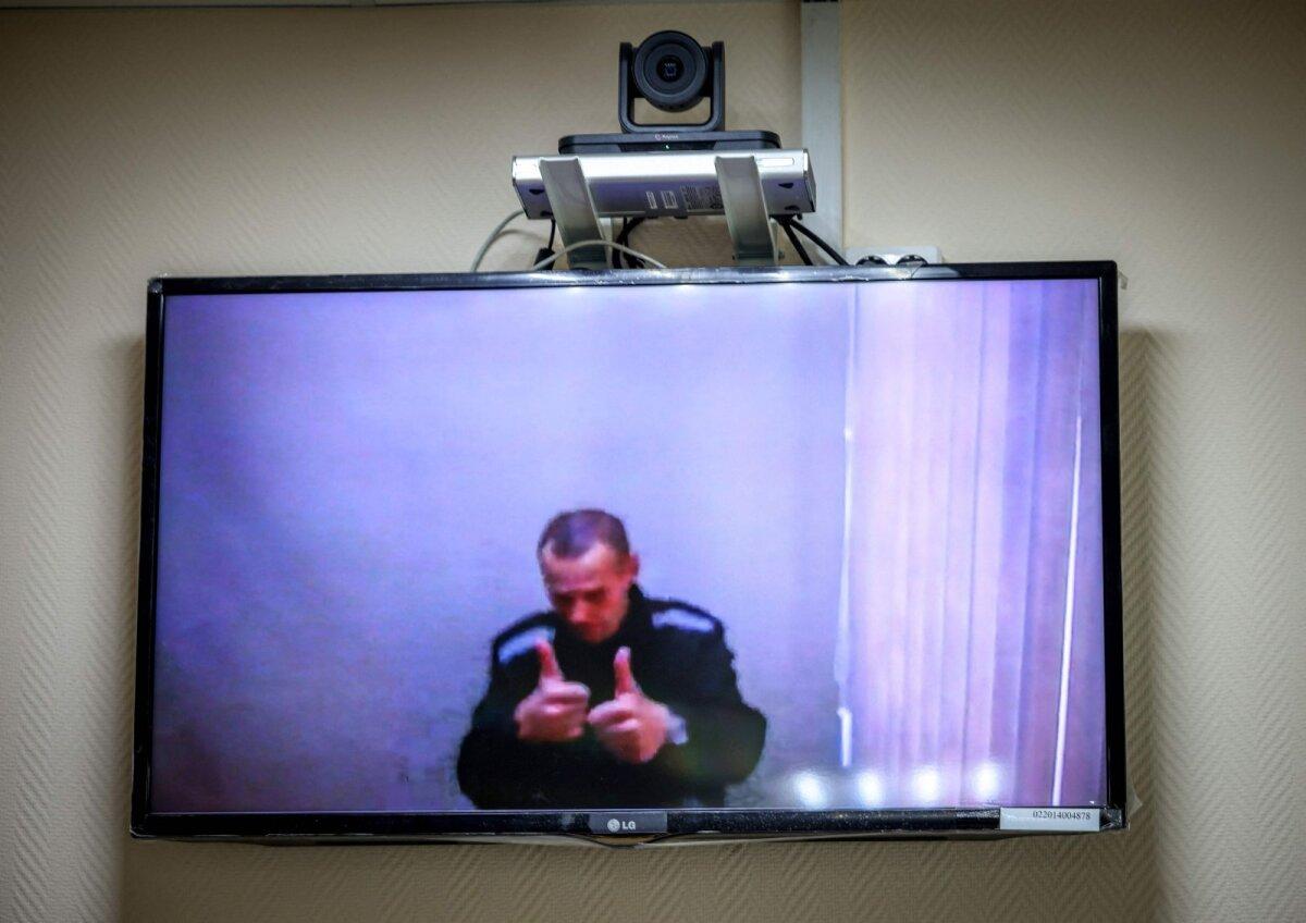 Mai lõpus avaldatud pilt Aleksei Navalnõist.