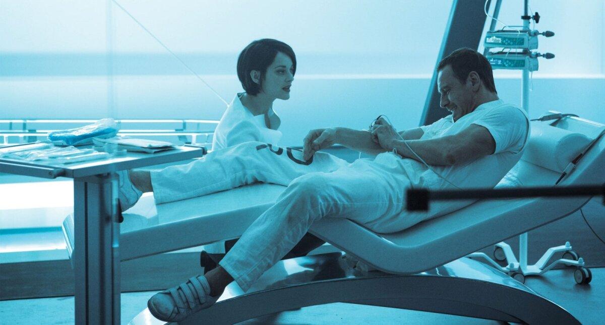 Fassbender ja Cotillard. (Foto: Forum Cinemas AS)