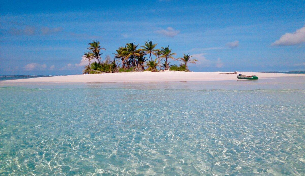 Prisoni saar, Cocos Keeling.