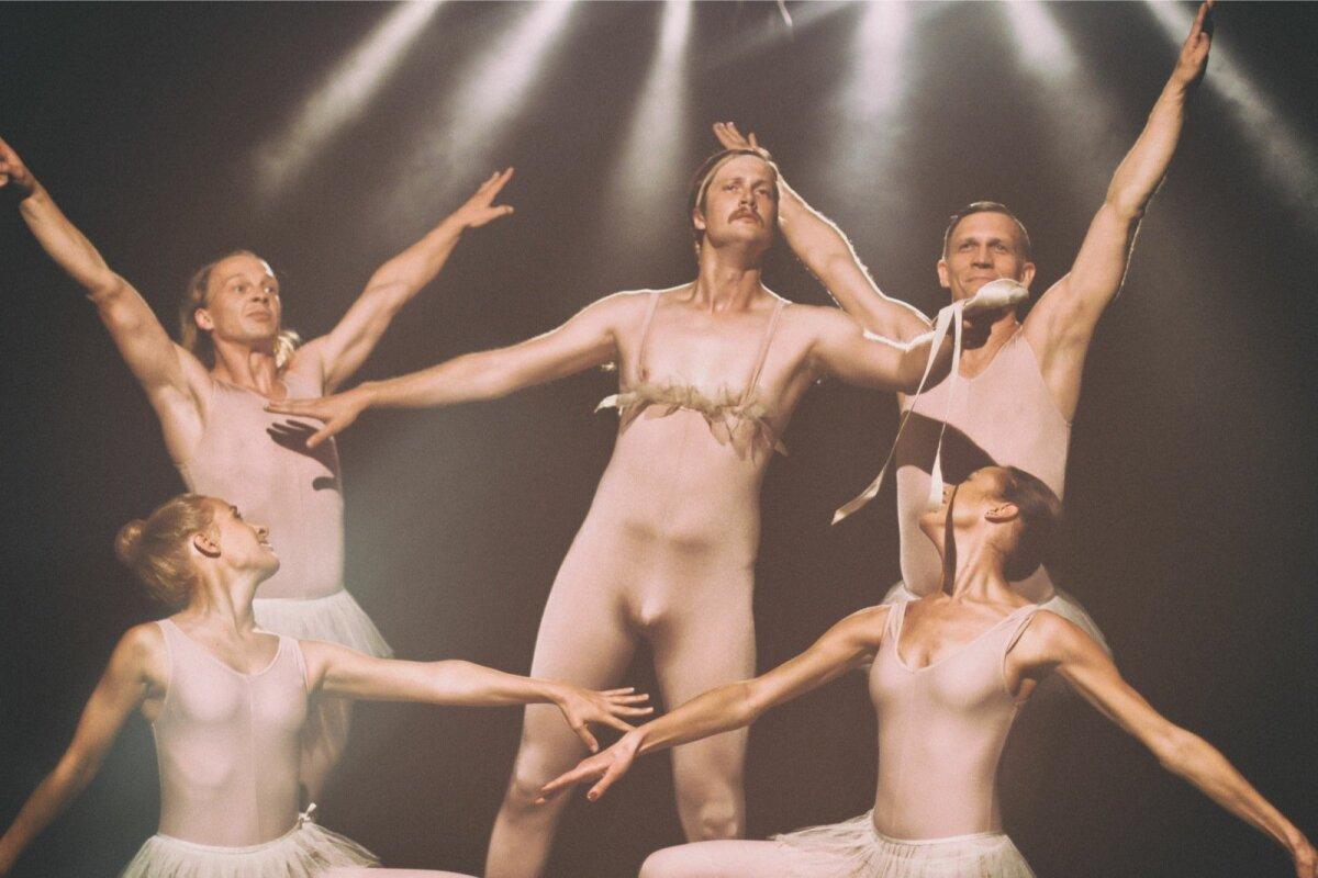 """VAT Teatri """"Aadam ja Eeva""""."""