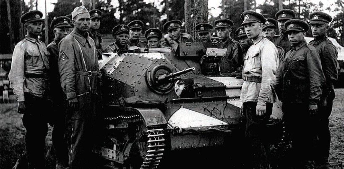 Poola tankett