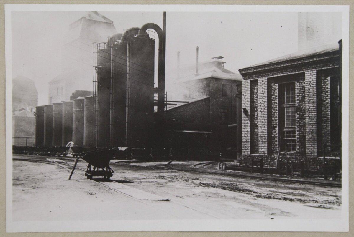 Põlevkivitööstuse hooned
