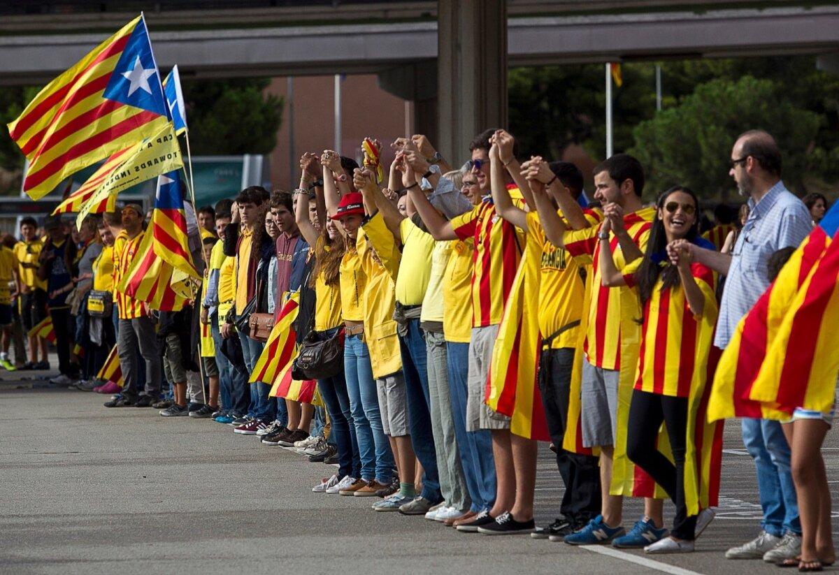 Kataloonia 2013. aasta kett
