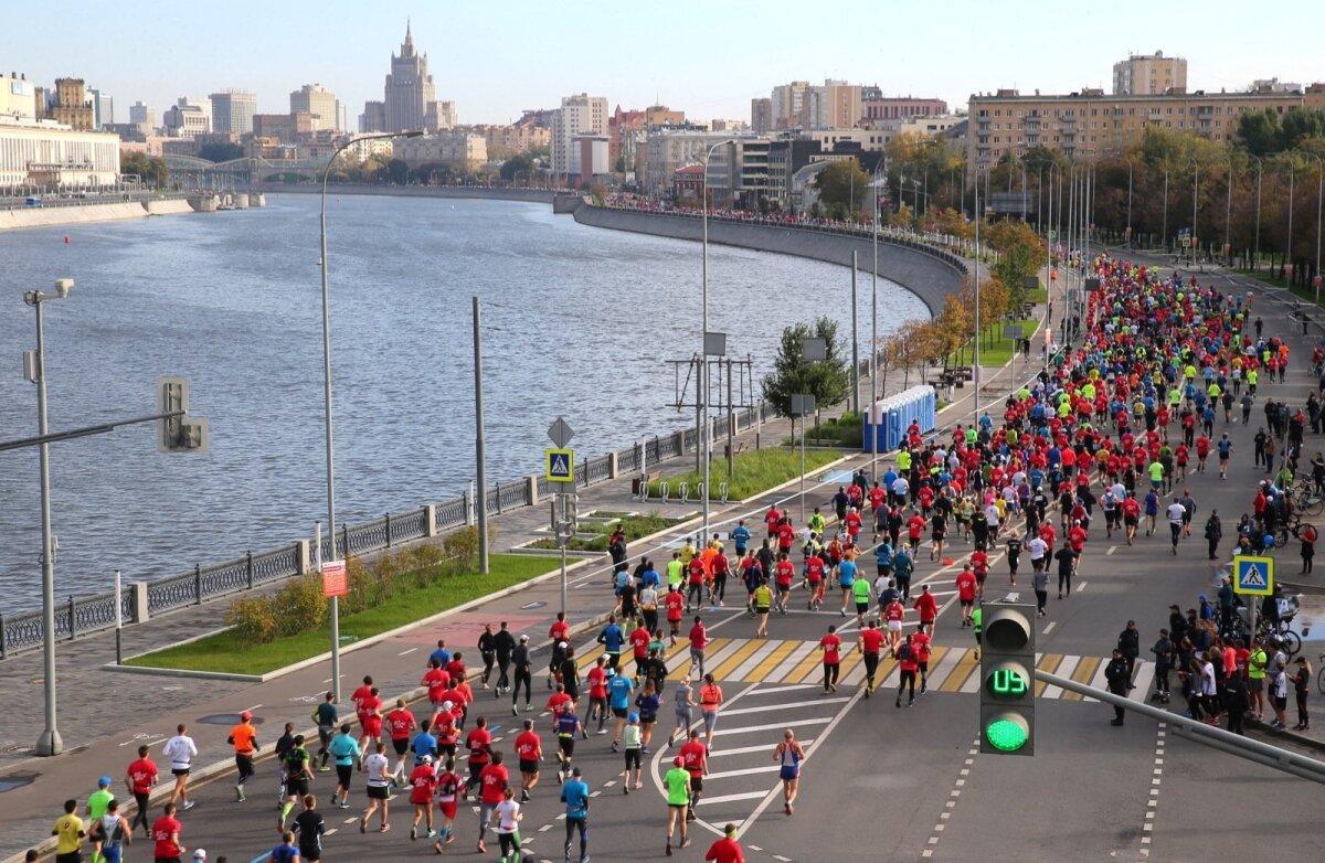 Moscow Marathon 2016