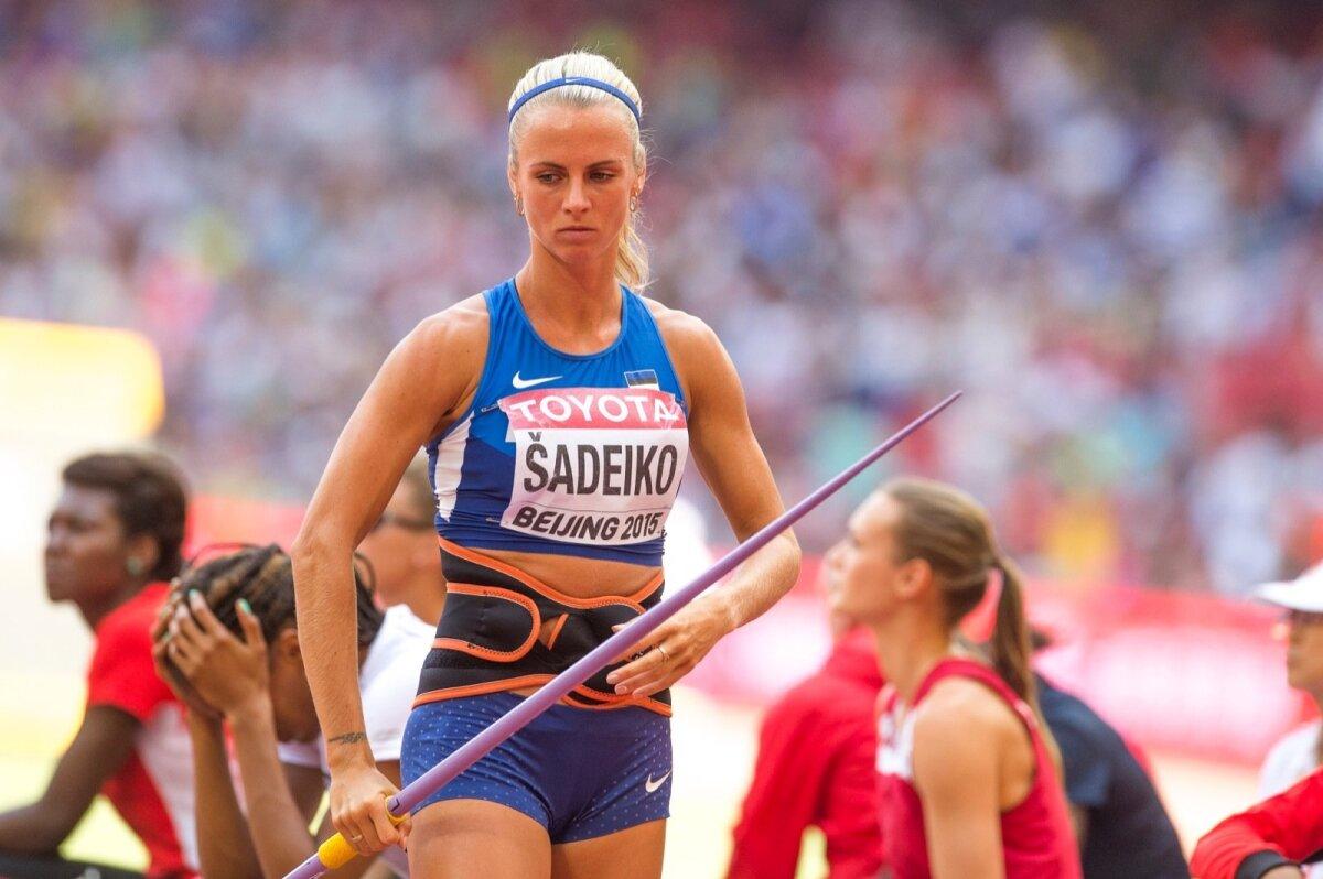 Grit Šadeiko tuli Pekingi MMil Eesti rekordi lähedase tulemusega 15. kohale. Rõõmu ta sellest ei tundnud, sest naine teab, et on võimeline palju enamaks.