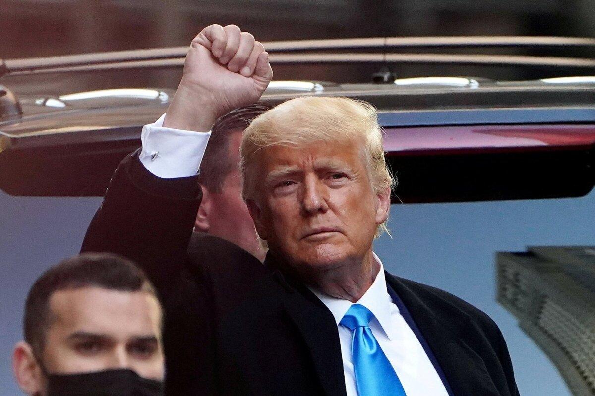 Donald Trumpi vara väärtusele pole presidendina ametis oldud aeg hästi mõjunud.