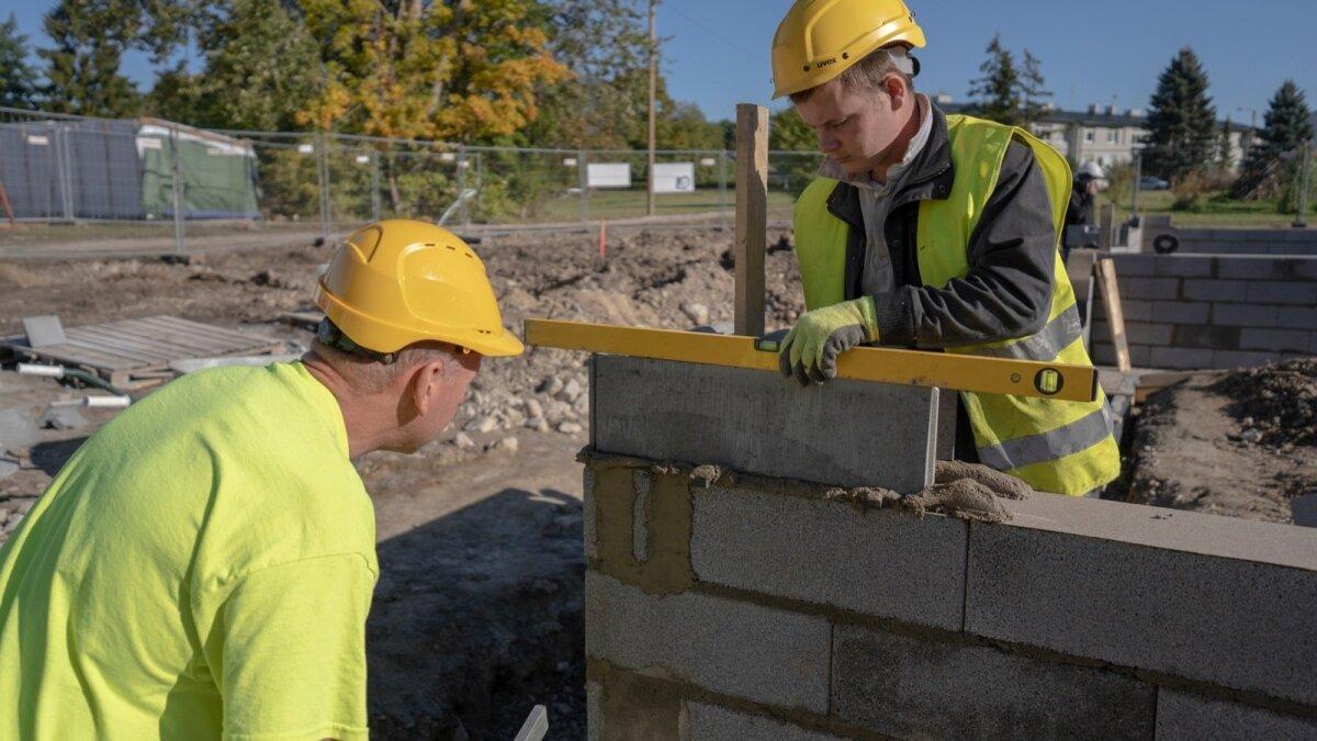 RESA Ehitus ehitab Läänemaal, Lääne-Nigula vallas Linnamäel üürimaja.