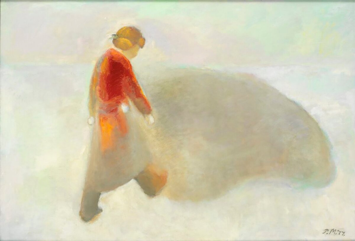 """12. Peeter Mudist, """"Surematu togib jääkuhjatist"""" (1977)."""