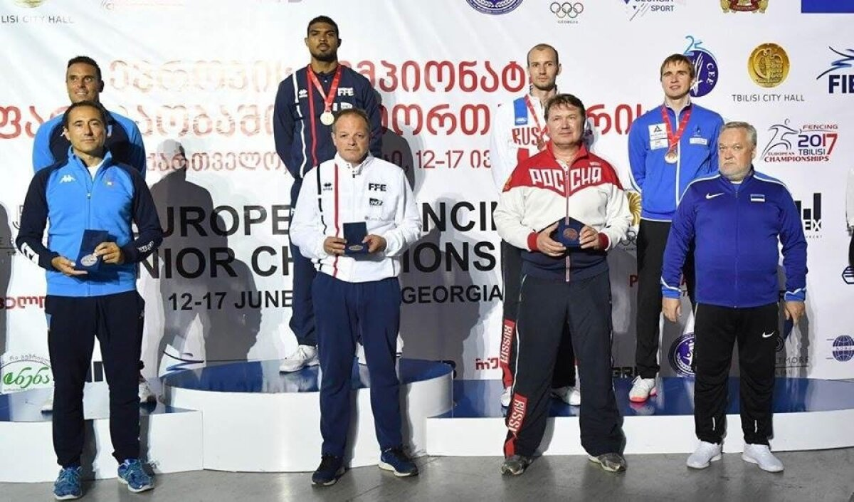 Nikolai Novosjolov ja Igor Tšikinjov