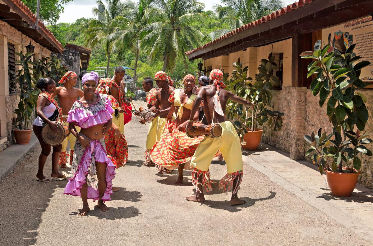 Kuuba värvikas kultuur