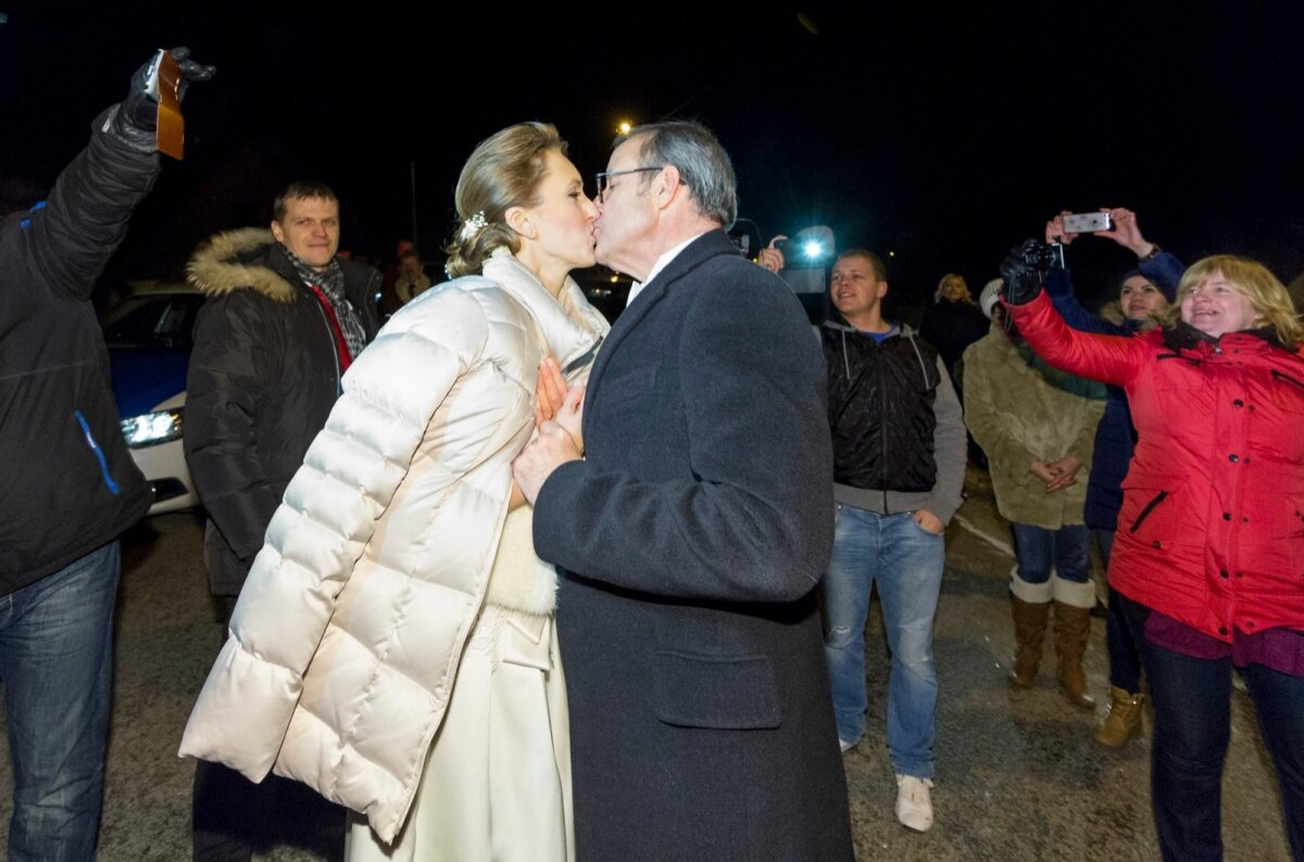 Abielus Toomas Hendrik Ilves