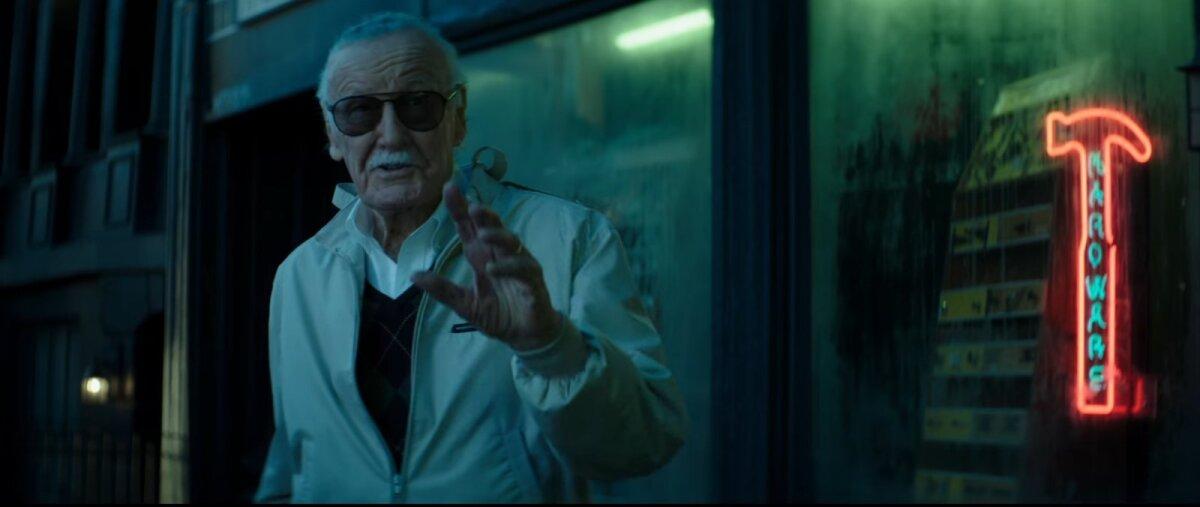 """""""Logan"""" oli Stan Lee cameo jaoks liiga tõsine, aga klipis on ta täiesti olemas"""