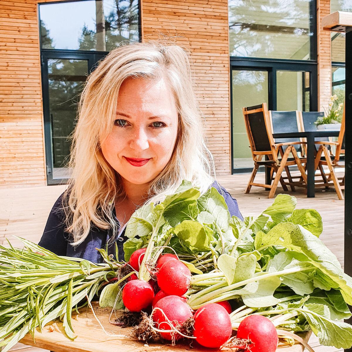 Eesti Peakokkade Ühenduse tegevjuht Helen Vihtol.