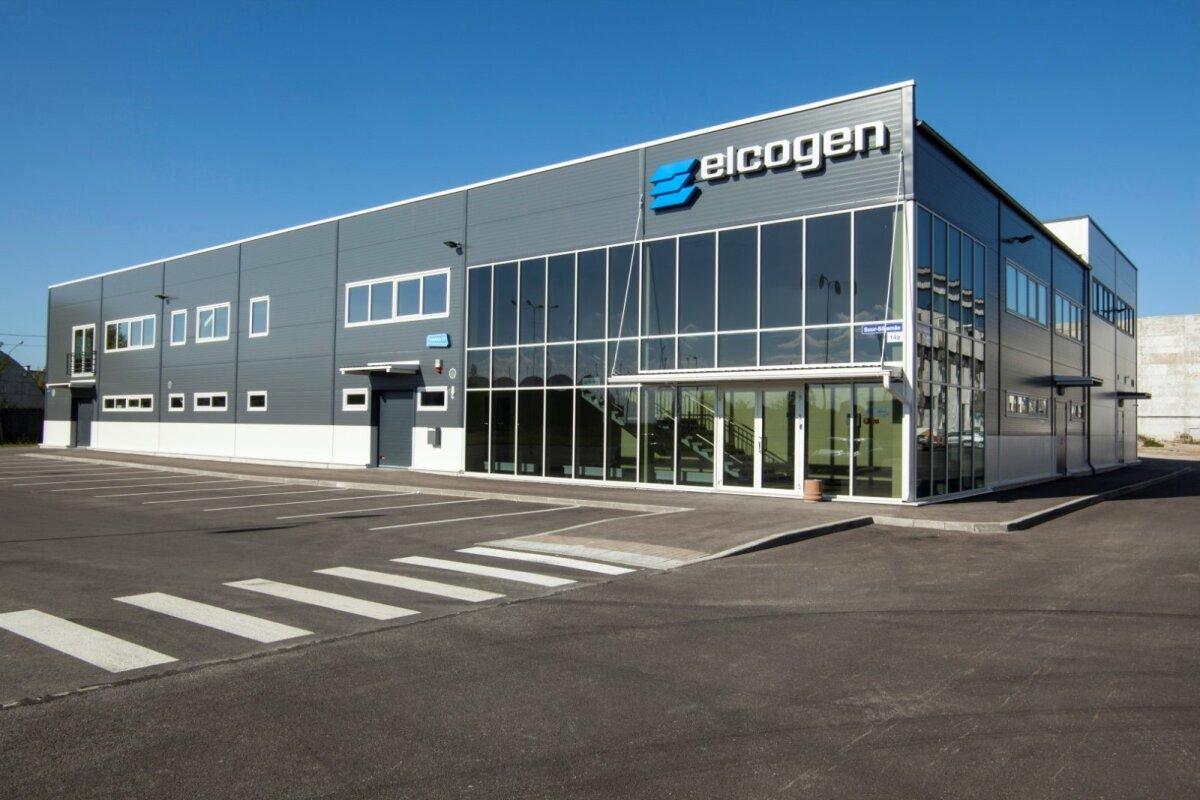 Elcogeni tänane tehas tuleb peagi suurema vastu vahetada.