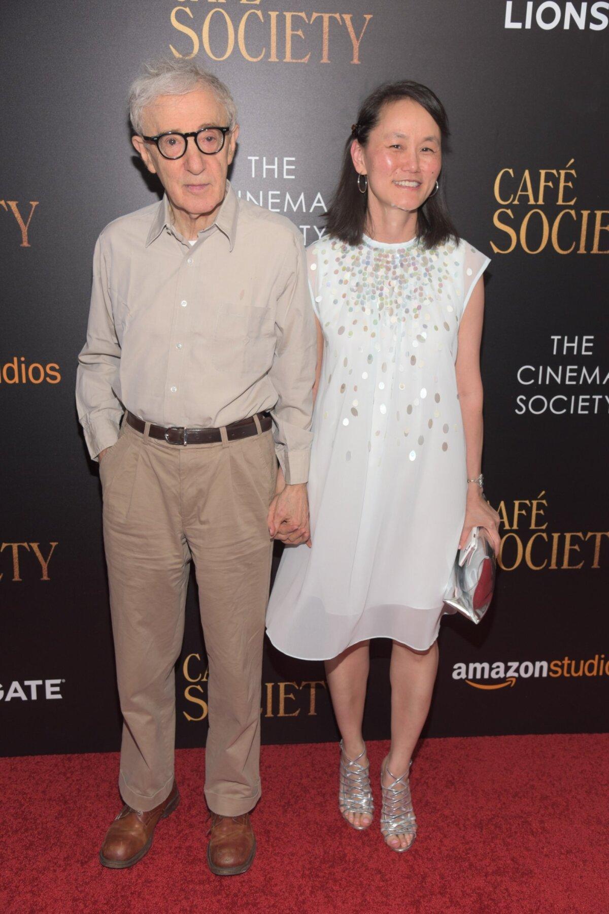 TUGEV LIIT Woody Allen ja Soon-Yi Previn on abielus olnud üle 20 aasta.