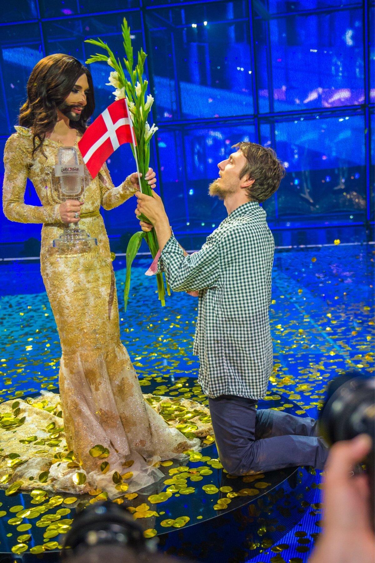 Meeldis Kaldalu eurovisioni laval