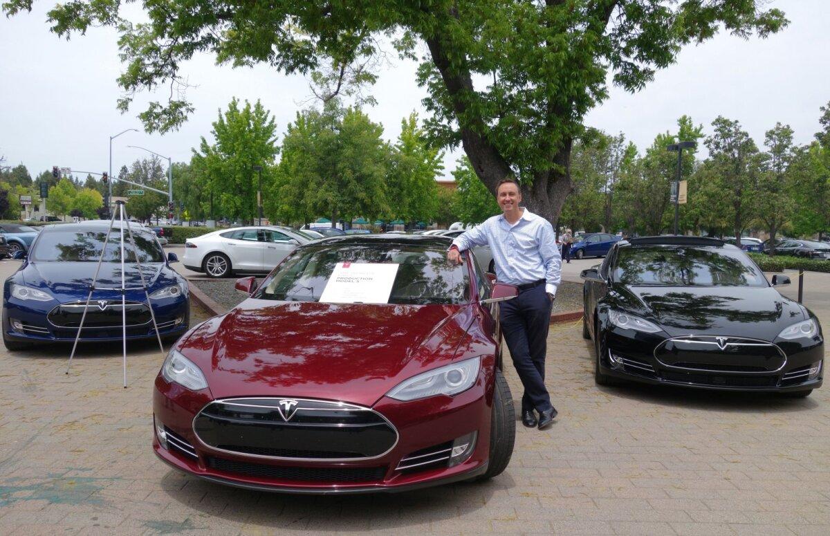 Jurvetson kuulub autofirma Tesla juhatusse ja oli selle esimese mudeli Model S esimene omanik (Foto: Wikimedia Commons / Steve Jurvetson)