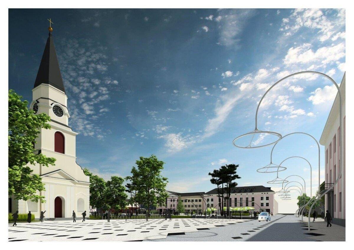 Jüri tänav, Seminari väljaku uus nägu