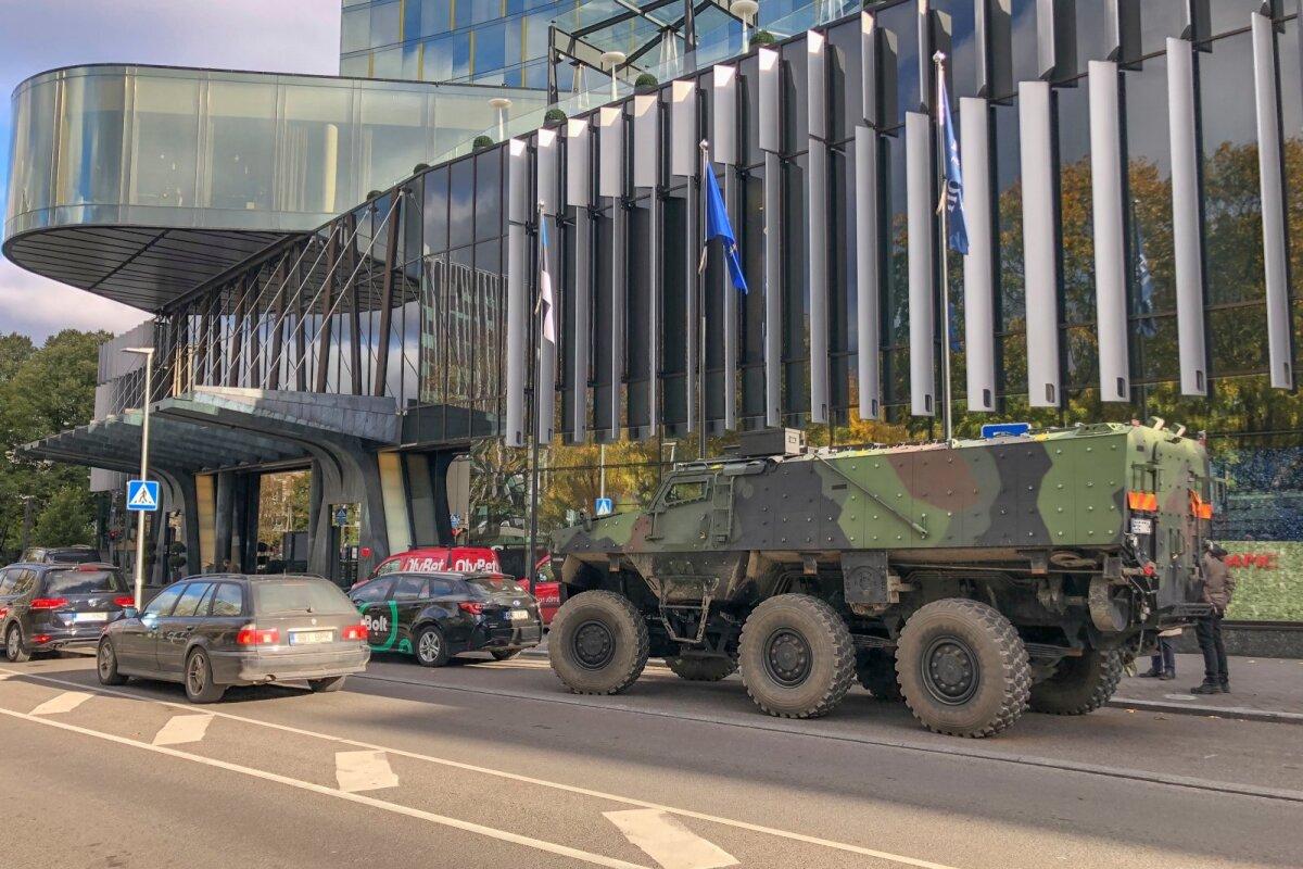 Protolab soomuk Tallinnas 16.10.2020.