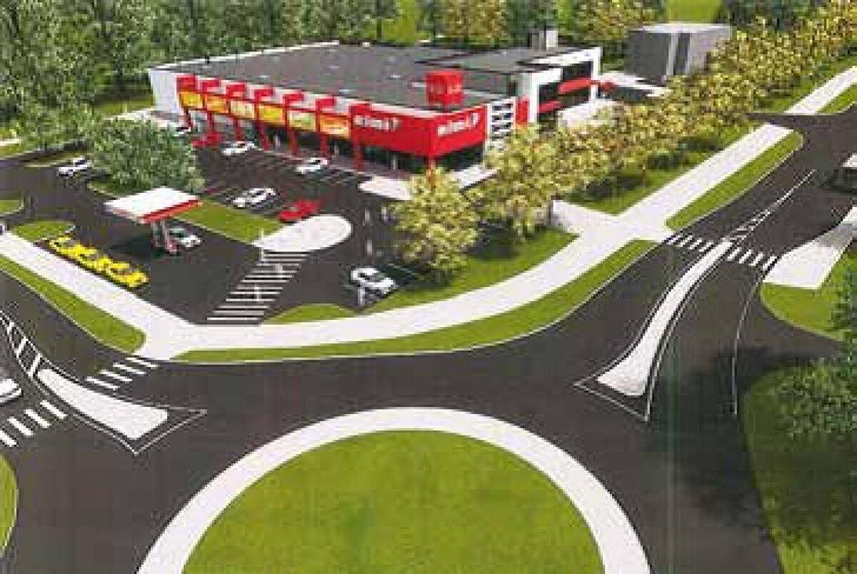 Kaubanduskeskus valmib 2016. aasta juuniks.