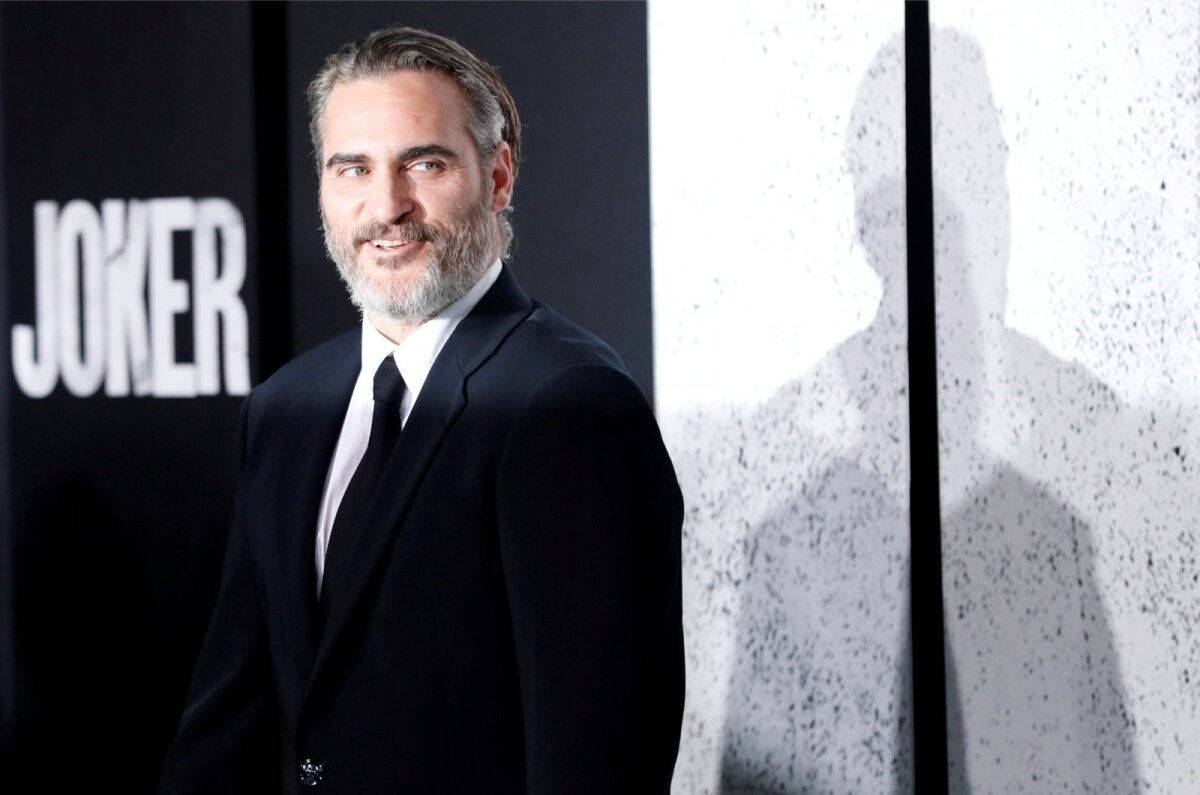"""FILE PHOTO: Premiere for the film """"Joker"""" in Los Angeles"""