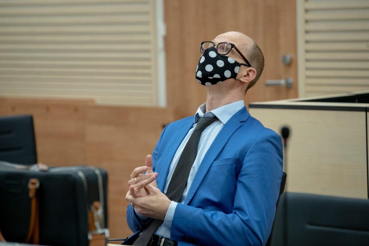 Valter Vaha kohtuistung lükkus süüdistatava puudumise tõttu edasi