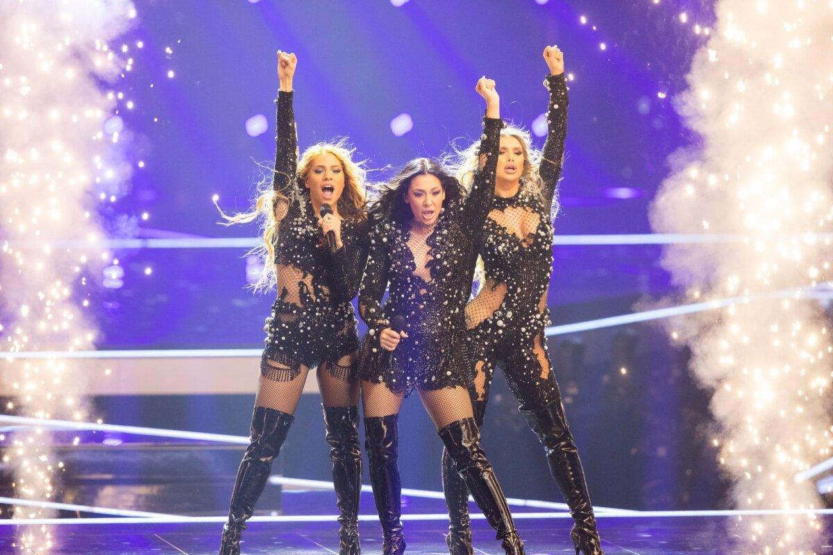 Eurovision teine poolfinaal 20.05.2021