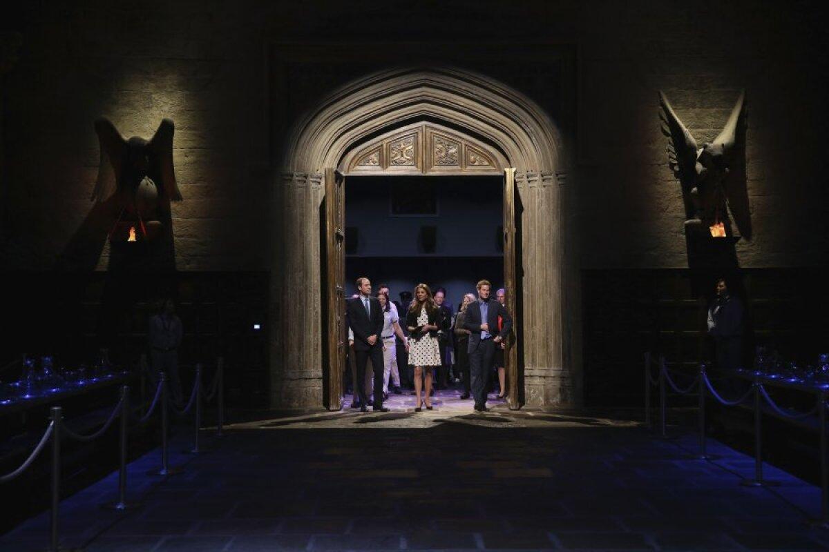 Warner Bros. Stuudiote Harry Potter teemapargi avamine Leavesdenis.