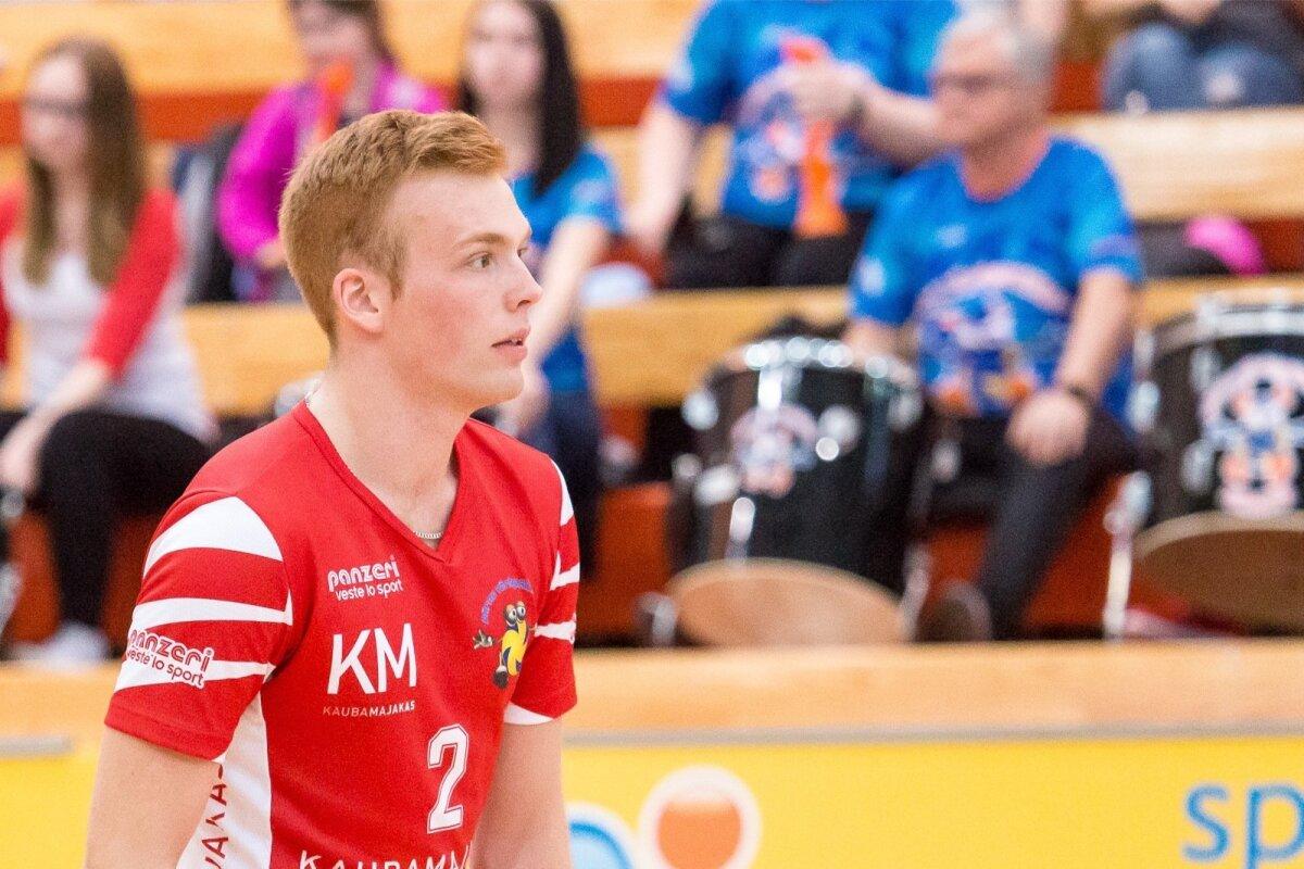 Silver Maar tegi Pärnus esimese hooaja põhimehena ja sai hoobilt Eesti koondisse.