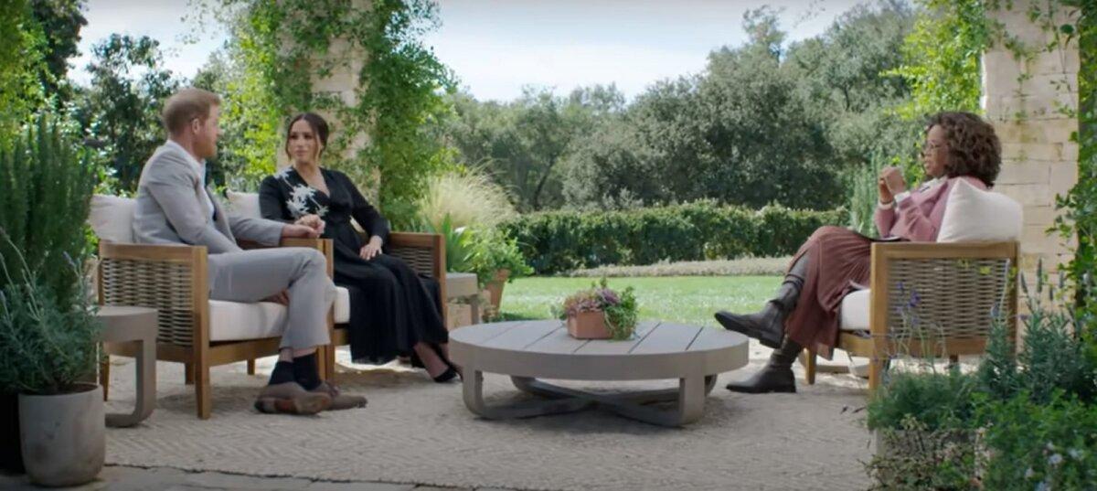 Интервью Опры Уинфри с герцогом и герцогиней Сассекским выйдет в эфир в США в воскресенье