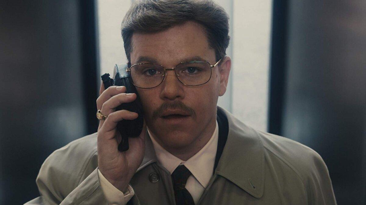 """Matt Dmaon filmis """"The Informant!"""""""