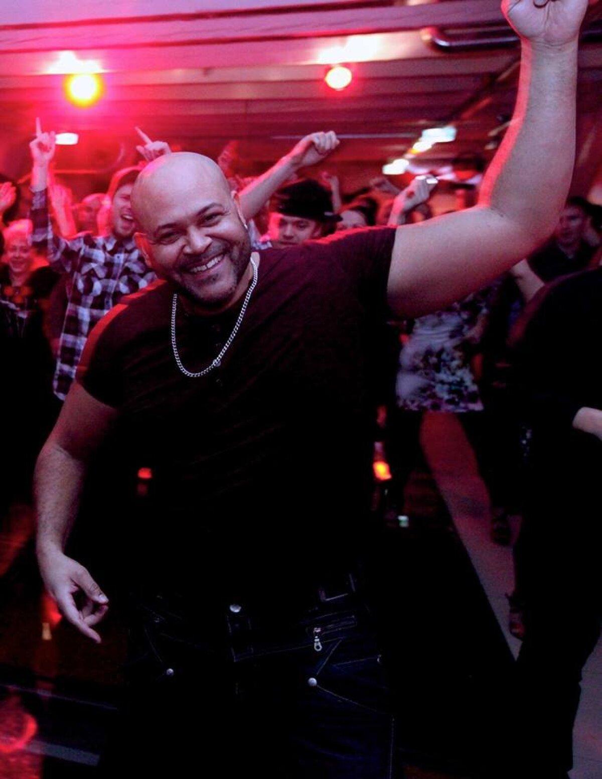DJ Guy Raphael (foto tema erakogust)