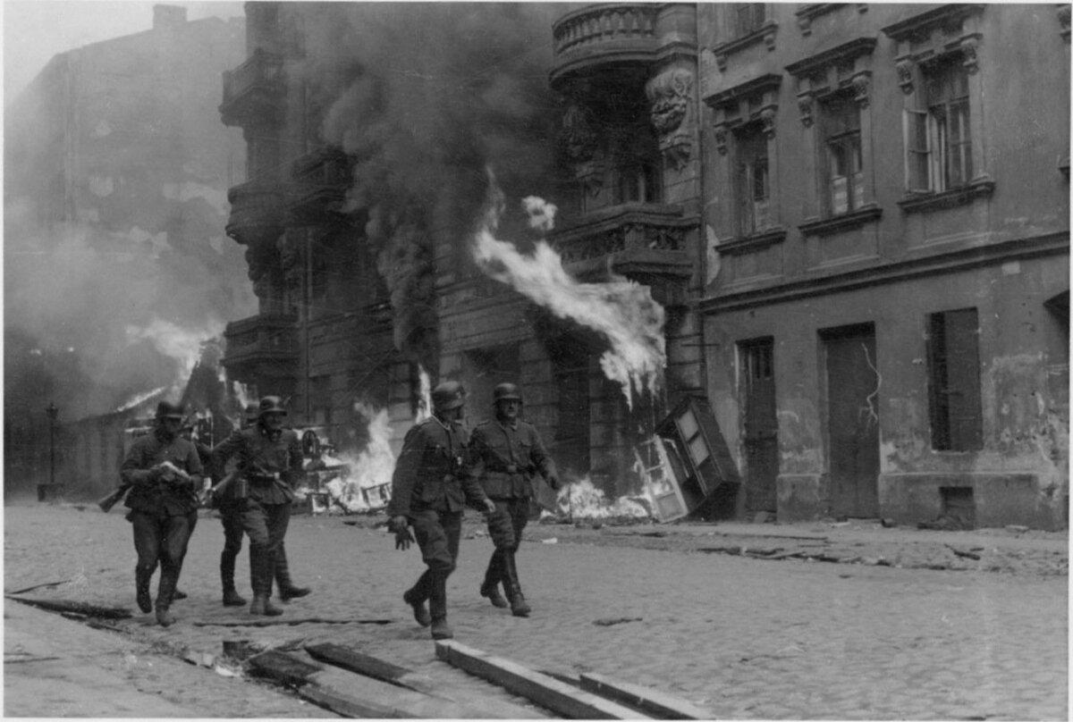 Varssavi geto ülestõus