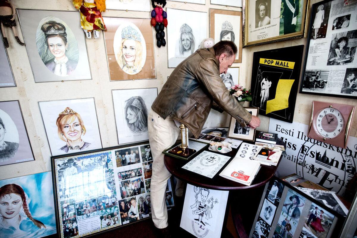 KIRSS JA MISSID: Missimeistri tuba kubiseb iludusvõistluste mälestustest.