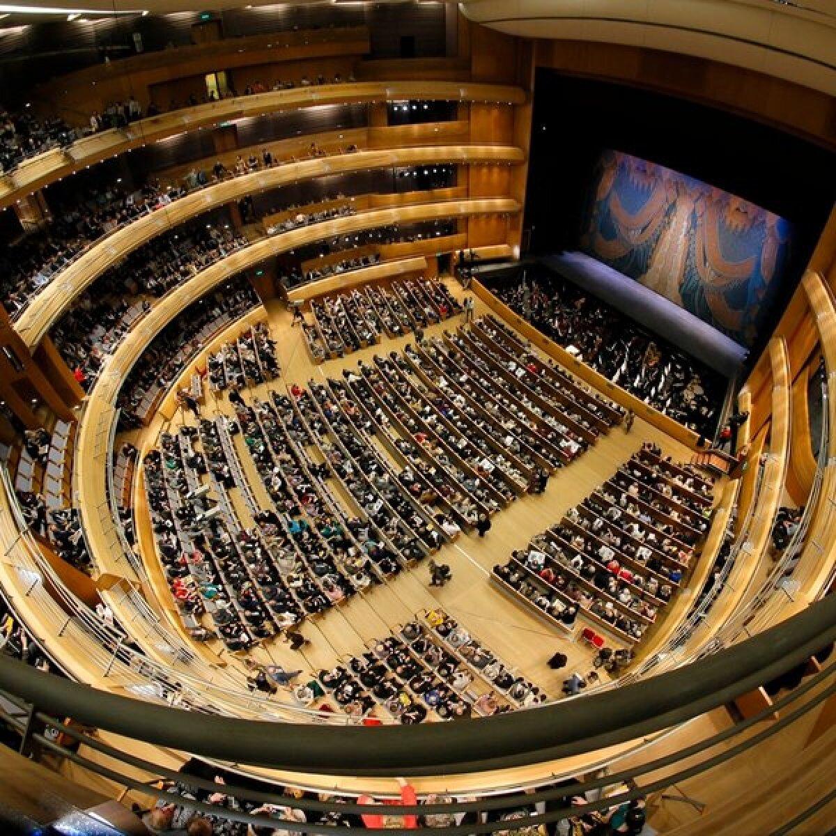 Maria teatri saal Peterburis