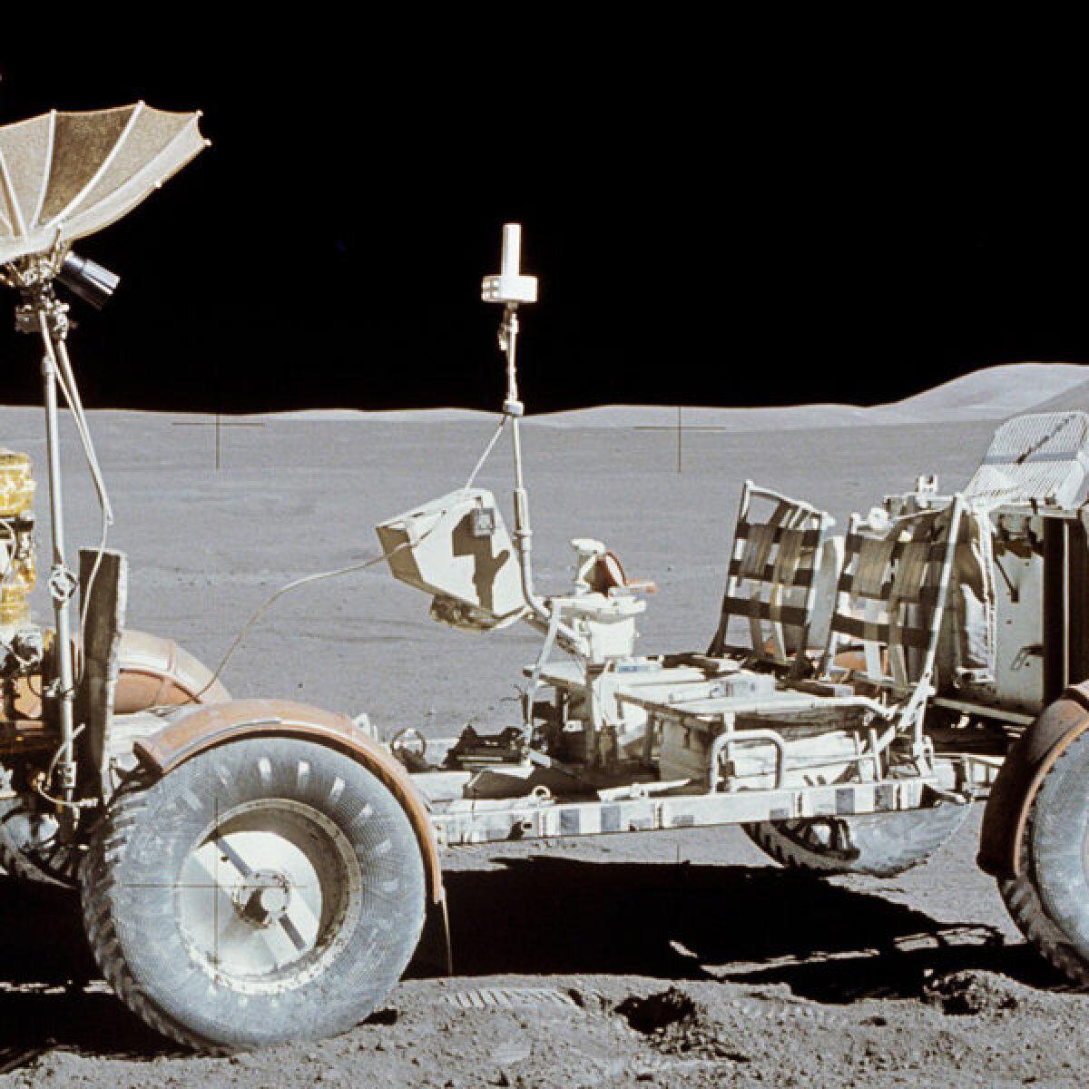 Apollo 15 kuukulgur.