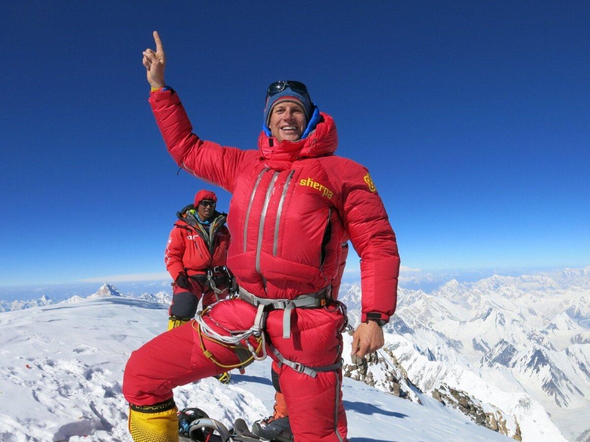 MÄGGEDE TÄHT: Kui USA meedia mägironija kommentaari vajab, pöörduvad nad sageli esimesena Garrett Madisoni poole, kes nüüd Andras Kaasikut K2 tippu aitab.