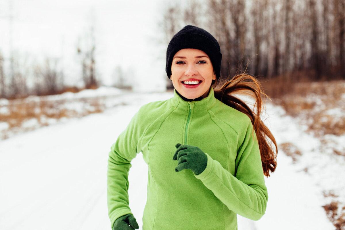 Enne suusatamise või jooksmisega alustamist tee kindlasti sooja.