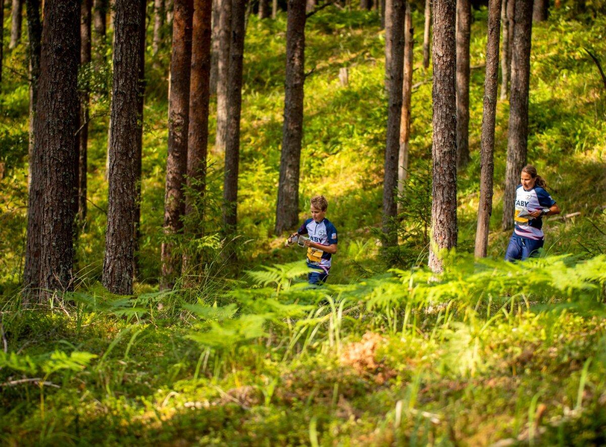 Enamasti leiab orienteerumine aset metsas, kus inimese ja looduse kokkupuutepunkt on otsene ja väga vahetu.