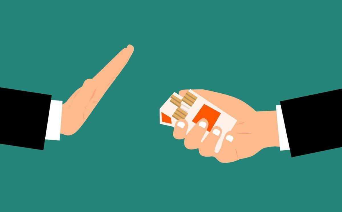 Et tubakakahju vähendada, oleks tarvis korraldada avalikke hariduskampaaniaid ja toetada suitsuvabade toodete kasutamist kui suitsetamisest loobumise abivahendit, mitte aga sundida veipijaid jagama suitsetamiskohti suitsetajatega.