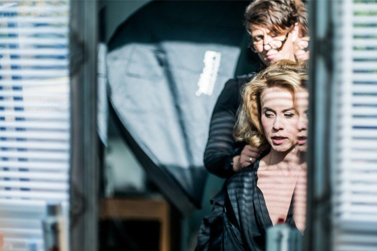 MUUTUMISES: Anu Konze teeb Evelin Võigemastist Jane Fonda.