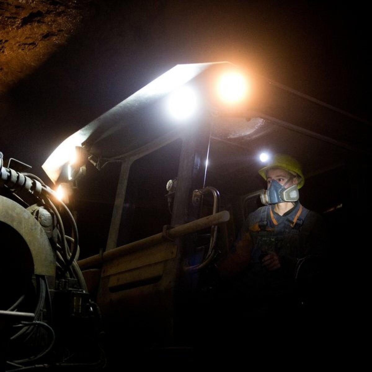 Ojamaa põlevkivikaevandus