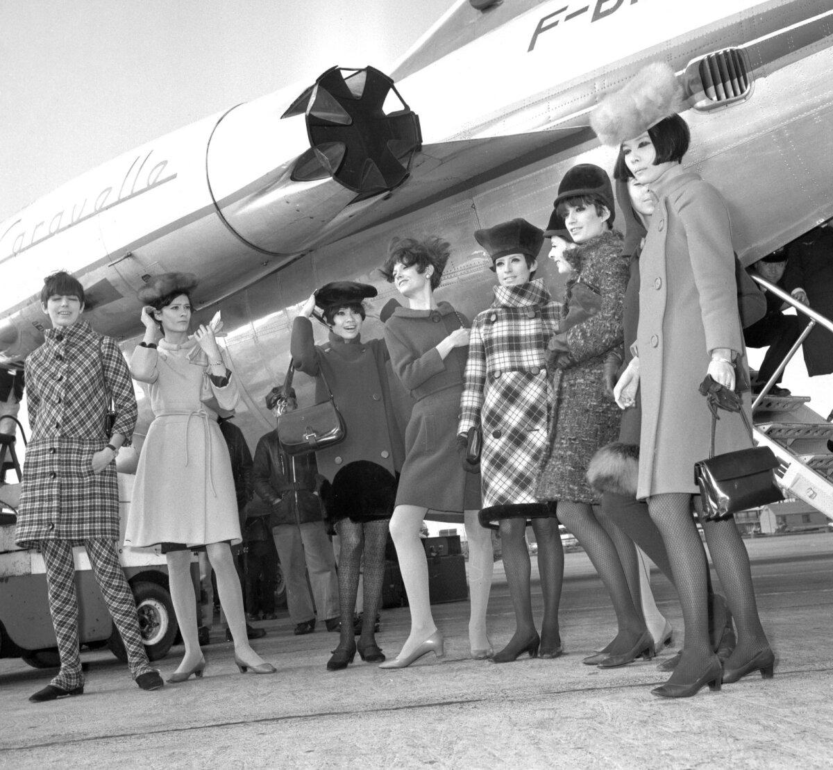 Pierre Cardin' modellid 1966. aastal