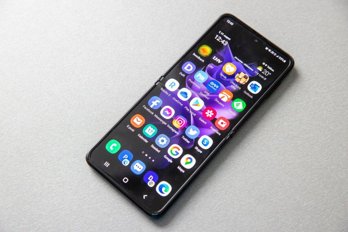 Galaxy Flip3 5G