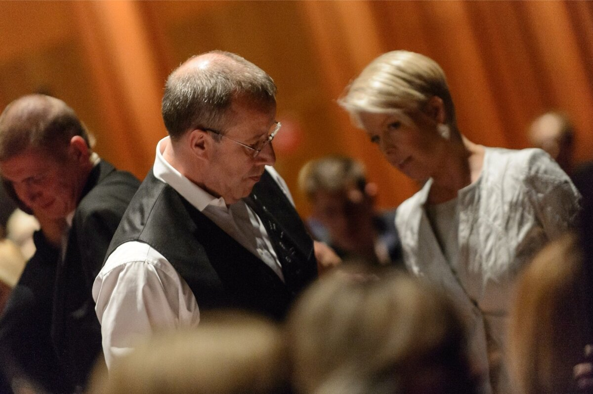 Ilvesed Jan Garbareki kontserdil