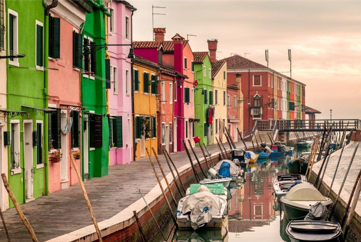 Murano saar, Itaalia