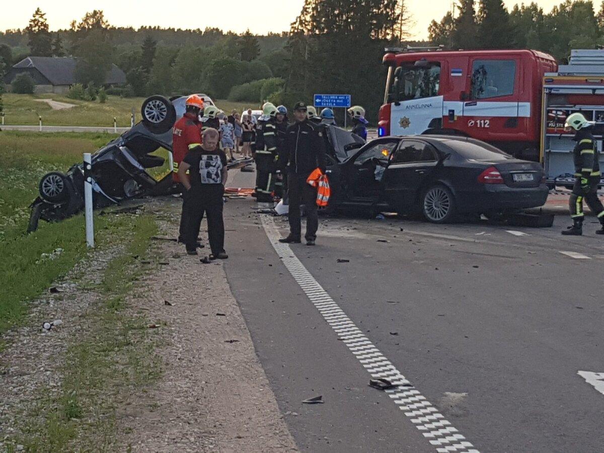 27. juuni, Haava. Tartust Jõhvi poole liikunud Mercedes Benz kaldus lauges paremkurvis vastassuunavööndisse, kus talle sõitis vastu Citroën. Tolle juht, 38-aastane mees, suri sündmuskohal.