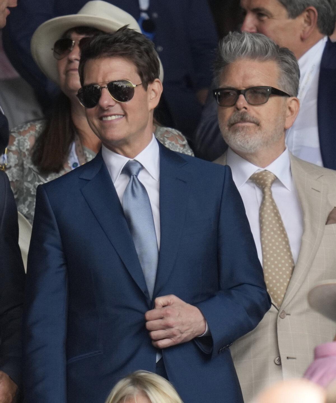 Tom Cruise sel suvel.